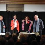 Frederic Hollay, Julia v. Miller und Anatol Regnier