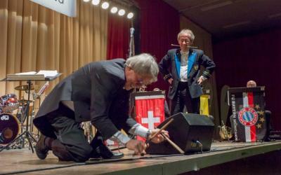 31.01.2016 - BLECHSCHADEN in concert (Foto: R. Feldrapp)