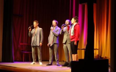 LaLeLu - a cappella comedy