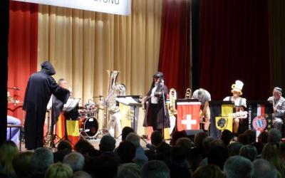 31.01.2016 - BLECHSCHADEN in concert