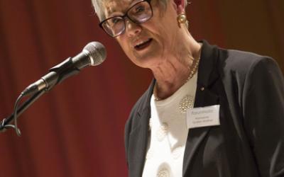 Hannelore Grafen-Walther (© Harald Dietz Fotografie)